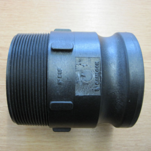 3 inch BSP to 3 inch Male Camlock